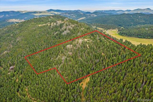0 Hideaway Circle, Evergreen, CO 80439 (MLS #7077062) :: Clare Day with Keller Williams Advantage Realty LLC