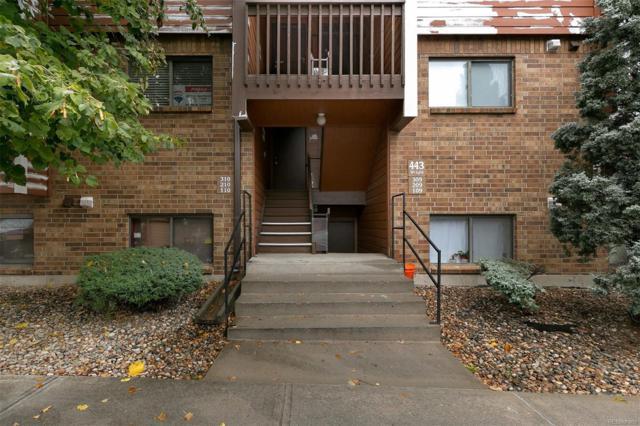 443 Wright Street #210, Lakewood, CO 80228 (MLS #7077230) :: 8z Real Estate