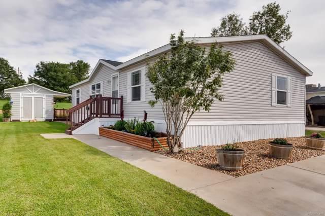 10750 Belmont Street #9, Firestone, CO 80504 (MLS #7077498) :: 8z Real Estate