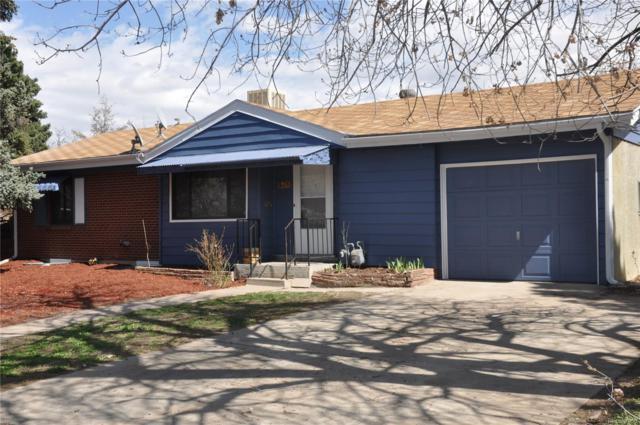 874 Ironton Street, Aurora, CO 80010 (#7077616) :: HomePopper