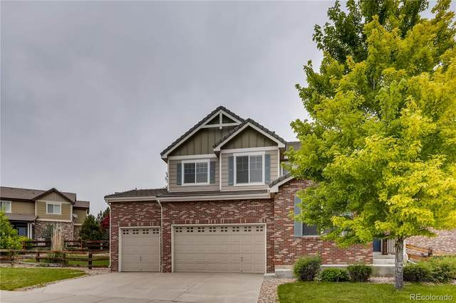23401 E Portland Way, Aurora, CO 80016 (#7077747) :: The Colorado Foothills Team | Berkshire Hathaway Elevated Living Real Estate