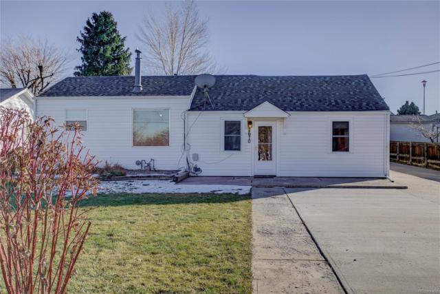 2670 W Bates Avenue, Denver, CO 80236 (#7077863) :: The Tamborra Team