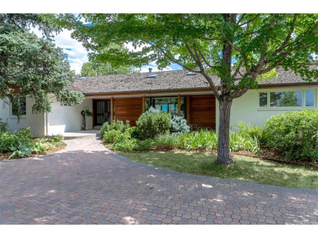 6200 Charrington Drive, Cherry Hills Village, CO 80111 (MLS #7078066) :: 8z Real Estate