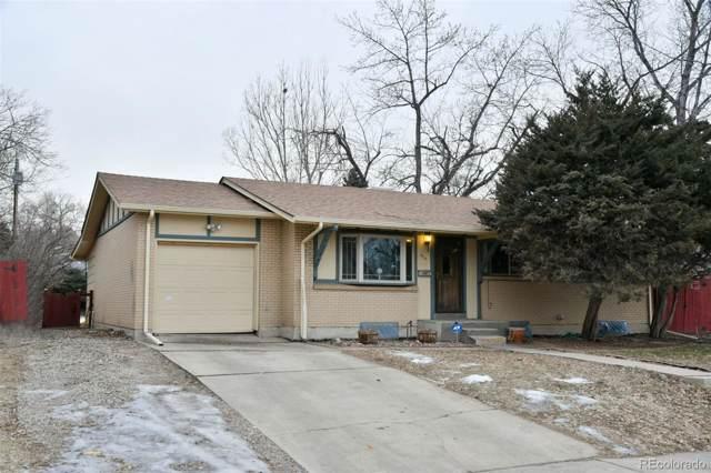 413 S Union Boulevard, Lakewood, CO 80228 (#7078287) :: The Peak Properties Group