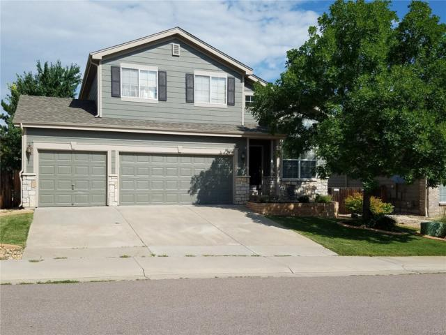 1250 Berganot Trail, Castle Pines, CO 80108 (#7078412) :: The Pete Cook Home Group