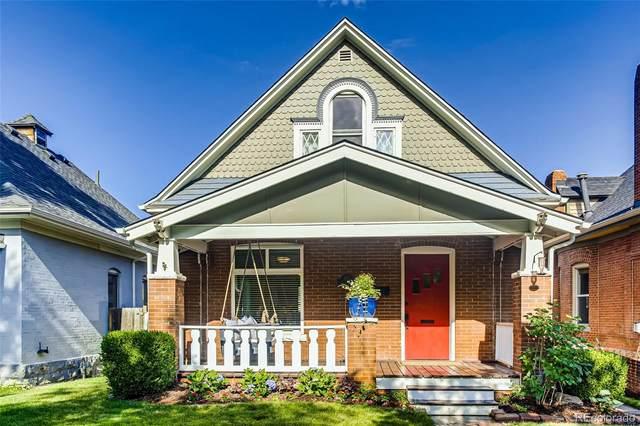 375 S Washington Street, Denver, CO 80209 (#7078748) :: Wisdom Real Estate