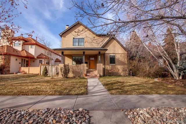 635 S High Street, Denver, CO 80209 (#7079410) :: Real Estate Professionals