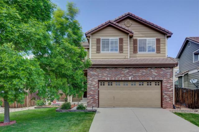 10245 Nottingham Drive, Parker, CO 80134 (#7079485) :: The Galo Garrido Group