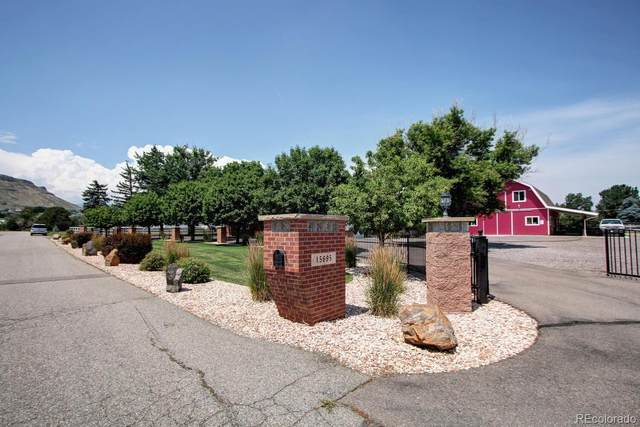 15695 W 52nd Drive, Golden, CO 80403 (#7079573) :: The Gilbert Group