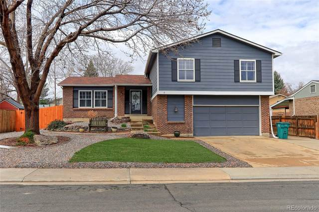 6773 Coors Street, Arvada, CO 80004 (MLS #7079961) :: The Sam Biller Home Team