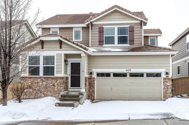 4135 Aspenmeadow Circle, Highlands Ranch, CO 80130 (MLS #7080034) :: 8z Real Estate