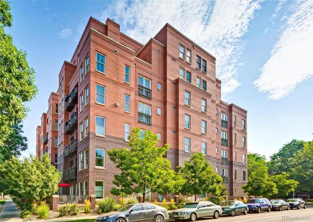1631 N Emerson Street #213, Denver, CO 80218 (MLS #7080160) :: Kittle Real Estate