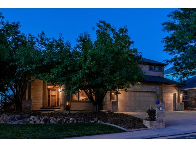 16381 W Ellsworth Avenue, Golden, CO 80401 (MLS #7080428) :: 8z Real Estate
