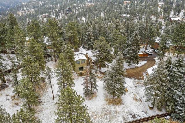 4967 Evergreen Trail, Evergreen, CO 80439 (#7081188) :: Berkshire Hathaway HomeServices Innovative Real Estate