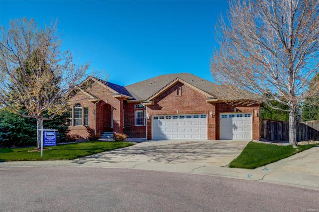 17268 Cornerstone Lane, Parker, CO 80134 (#7081410) :: The Griffith Home Team