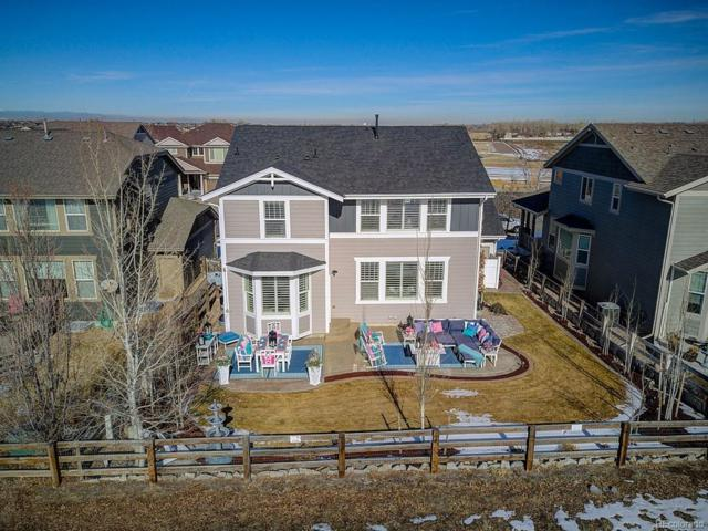 16464 E 117th Avenue, Commerce City, CO 80022 (#7081590) :: The City and Mountains Group