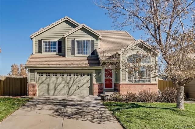 943 Grays Peak Drive, Superior, CO 80027 (MLS #7081655) :: 8z Real Estate