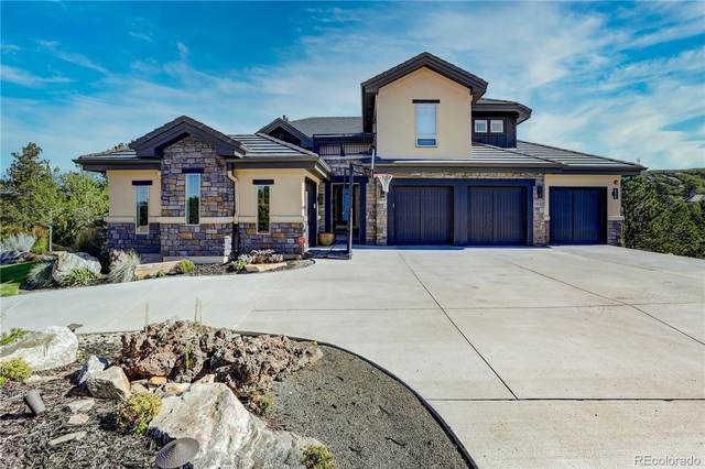 1803 Avenida Del Sol, Castle Rock, CO 80104 (#7081666) :: Real Estate Professionals