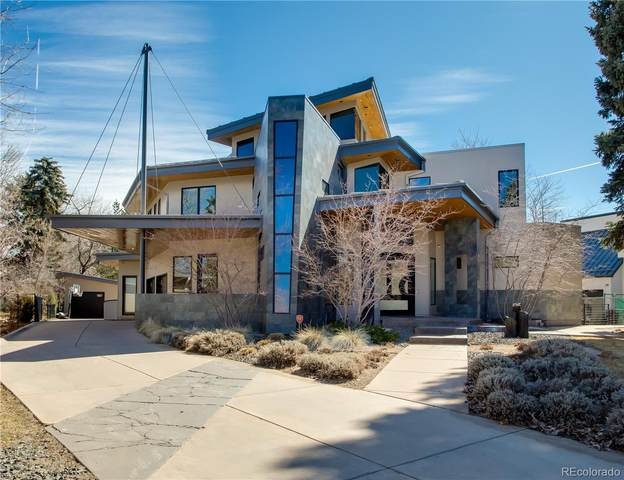 2350 S Monroe Street, Denver, CO 80210 (MLS #7082598) :: 8z Real Estate