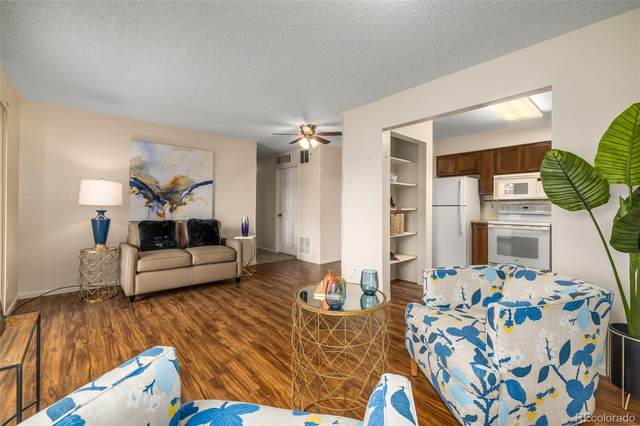 1383 W 88th Avenue #108, Thornton, CO 80260 (#7082885) :: The HomeSmiths Team - Keller Williams