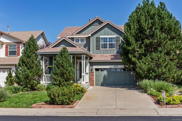 6274 S Sedalia Street, Aurora, CO 80016 (#7082888) :: The Peak Properties Group