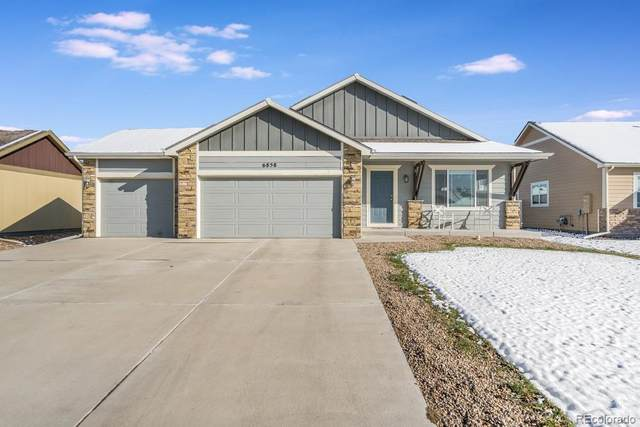 6858 Mount Democrat Street, Wellington, CO 80549 (MLS #7082972) :: The Sam Biller Home Team