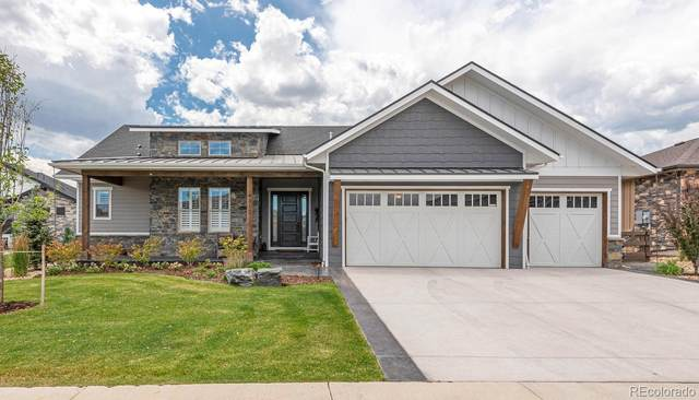 4312 Lemon Grass Drive, Johnstown, CO 80534 (#7083386) :: The DeGrood Team