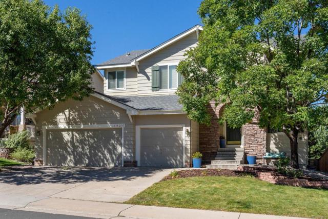 10257 Lauren Court, Highlands Ranch, CO 80130 (MLS #7083986) :: 8z Real Estate