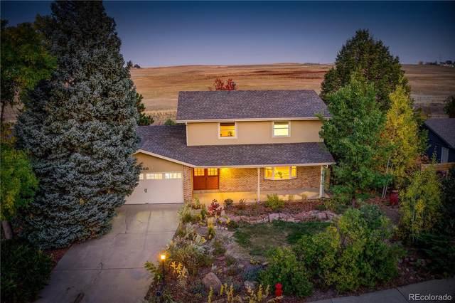 7468 Mount Sherman Road, Longmont, CO 80503 (MLS #7084016) :: 8z Real Estate