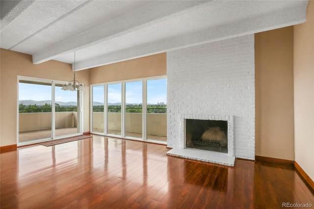 1888 S Jackson Street #702, Denver, CO 80210 (#7084864) :: Kimberly Austin Properties