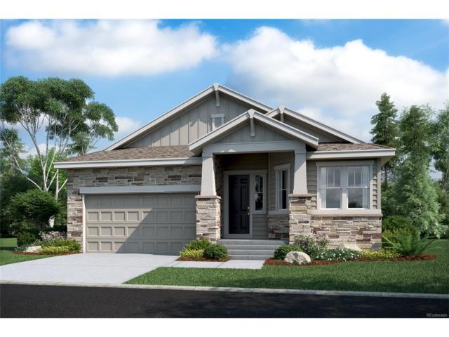15392 W 49th Avenue, Golden, CO 80403 (MLS #7084918) :: 8z Real Estate