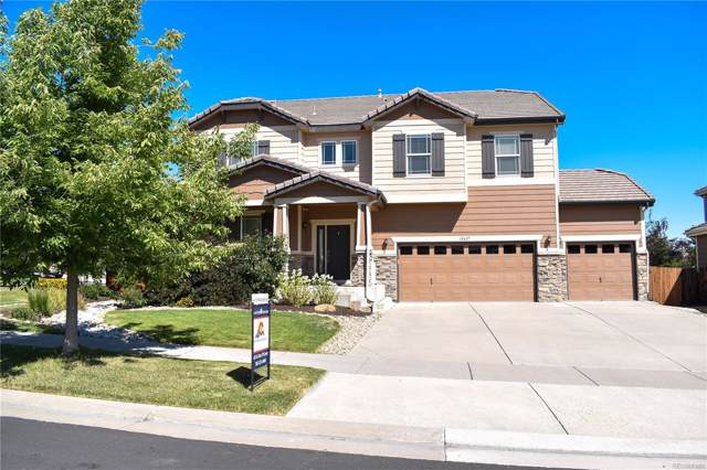 16627 E Black Horn Drive, Parker, CO 80134 (#7084931) :: The Heyl Group at Keller Williams