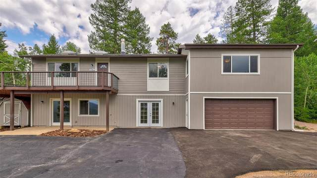 9941 City View Drive, Morrison, CO 80465 (#7084974) :: The DeGrood Team