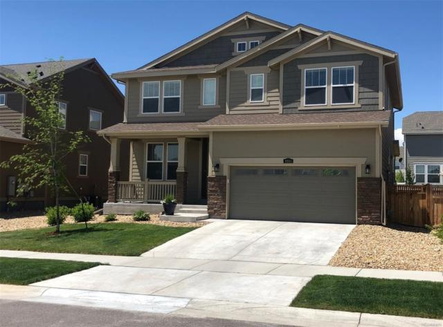 8861 Concolor Lane, Parker, CO 80134 (#7085395) :: The HomeSmiths Team - Keller Williams