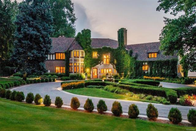 2301 E Alameda Avenue, Denver, CO 80209 (#7085405) :: Mile High Luxury Real Estate