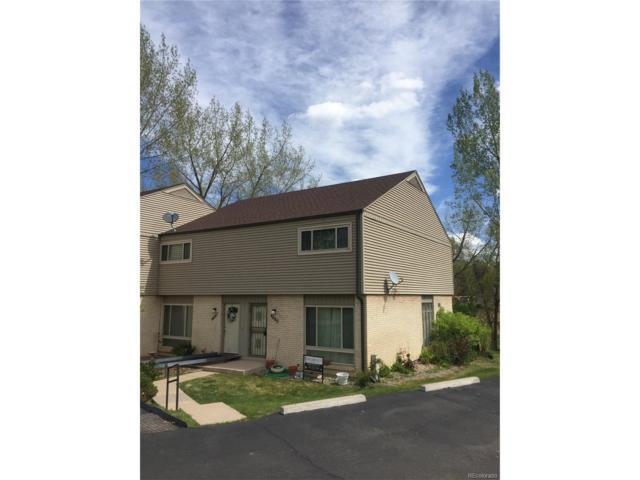 4665 W Ponds Circle, Littleton, CO 80123 (MLS #7085559) :: 8z Real Estate
