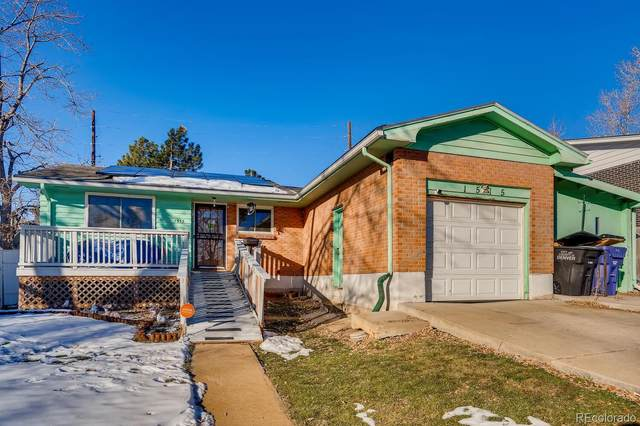 1515 S Carlan Court, Denver, CO 80219 (MLS #7085690) :: Bliss Realty Group