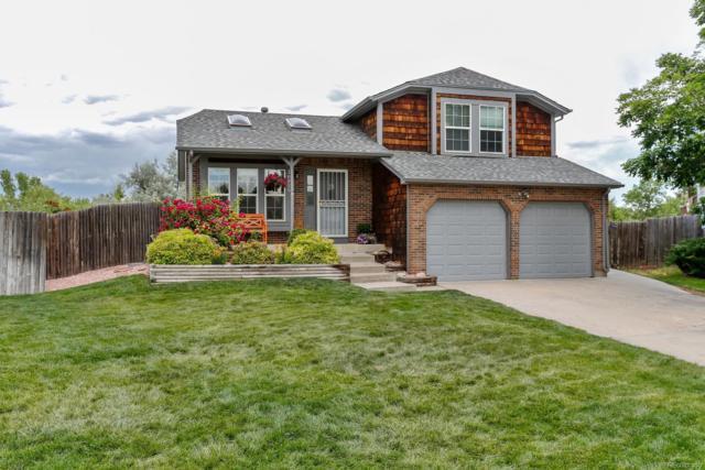 16859 Blue Mist Circle, Parker, CO 80134 (#7085839) :: Bring Home Denver