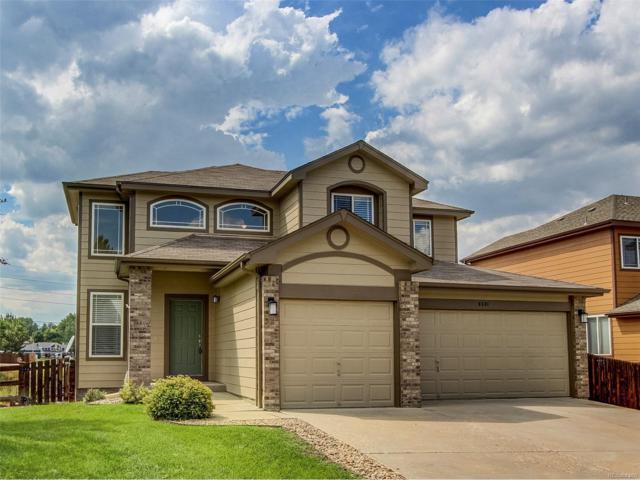 6591 S Otis Way, Littleton, CO 80123 (MLS #7085908) :: 8z Real Estate