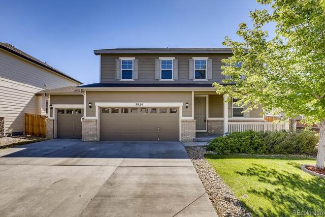9924 Norfolk Street, Commerce City, CO 80022 (#7085924) :: The Margolis Team