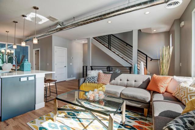 4926 Lowell Boulevard Unit 4, Denver, CO 80221 (MLS #7086280) :: 8z Real Estate