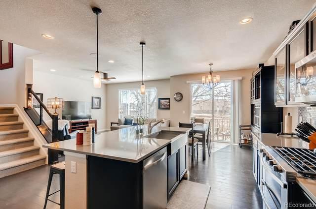 15016 E Crestridge Place, Aurora, CO 80015 (MLS #7086429) :: 8z Real Estate