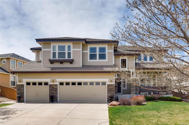 635 Ridgemont Circle, Highlands Ranch, CO 80126 (#7086458) :: The Peak Properties Group
