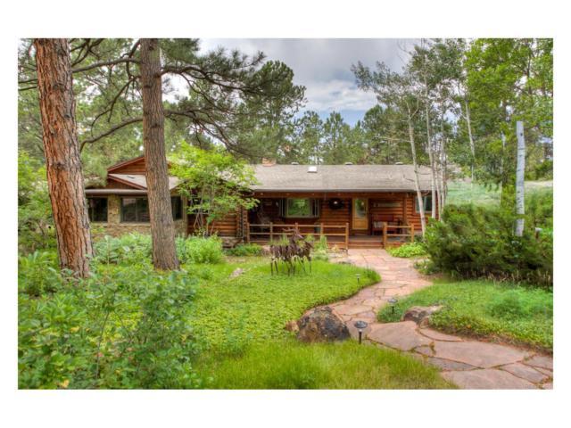 1400 State Highway 83, Franktown, CO 80116 (MLS #7086844) :: 8z Real Estate