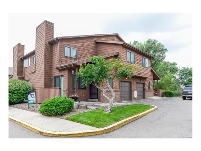 10290 W Jewell Avenue B, Lakewood, CO 80232 (MLS #7086927) :: 8z Real Estate