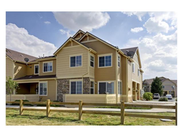 2445 Cutters Circle #101, Castle Rock, CO 80108 (MLS #7087261) :: 8z Real Estate