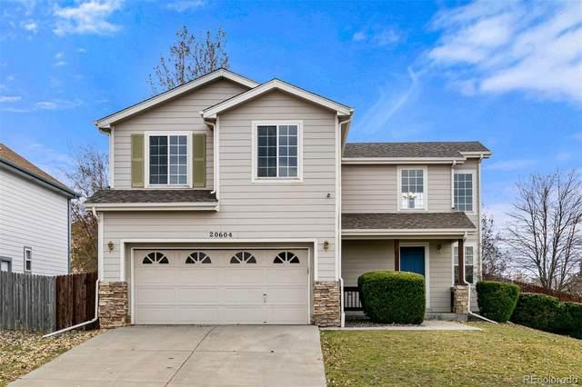 20604 E Jefferson Place, Aurora, CO 80013 (#7087672) :: Kimberly Austin Properties