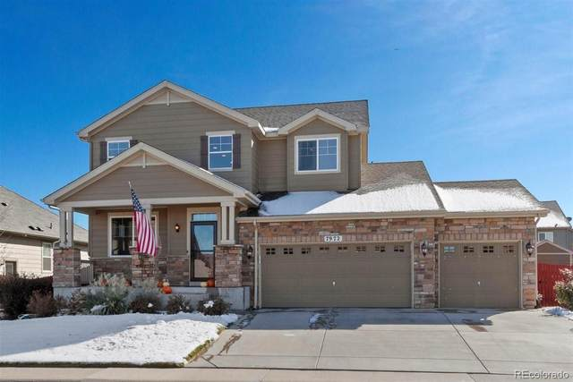 7972 E 123rd Place, Thornton, CO 80602 (#7087702) :: The HomeSmiths Team - Keller Williams