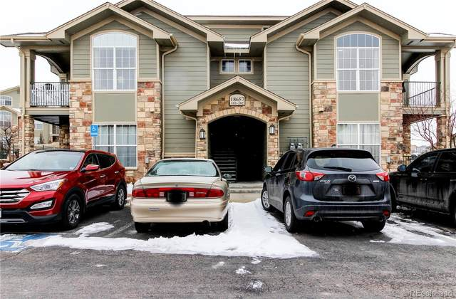 18657 Stroh Road #4201, Parker, CO 80134 (#7088392) :: The Brokerage Group