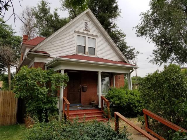 2088 S Pennsylvania Street, Denver, CO 80210 (MLS #7088396) :: 8z Real Estate